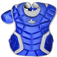 All Star CP1216S7 System 7 Intermediate Chest Protector, 15.5""