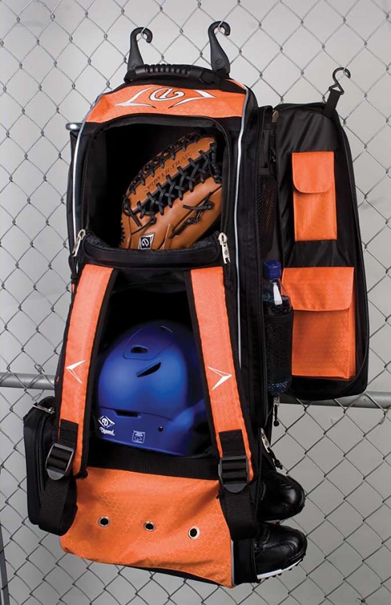 Diamond Boost Wheeled Baseball Softball Equipment Bag 35