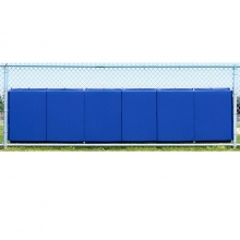 Baseball / Softball Backstop Protective Padding, 3'H x 12'L