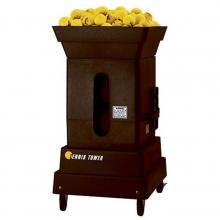 Tennis Tutor Tower W/ Remote Ball Machine