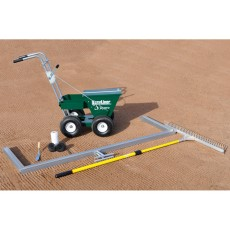 Jaypro FMP-10OFF Basic Baseball Field Maintenance Pkg, OFFICIAL (ADULT)