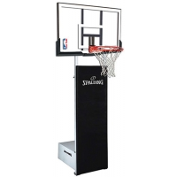 Spalding Fastbreak 930 Elementary Portable Basketball Hoop, 411-835