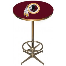 Washington Redskins NFL Pub Table