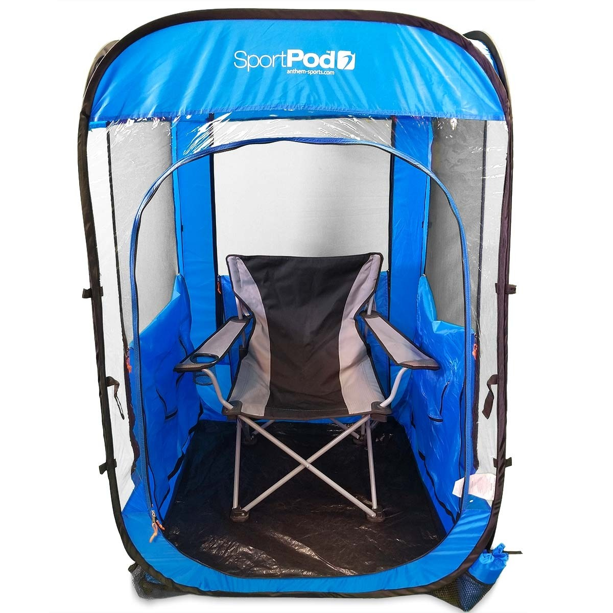 Solopod Undercover All Weather Sportpod Pop Up Chair Tent