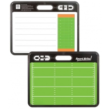 Sport Write Classic/Jumbo FOOTBALL Coaching Board