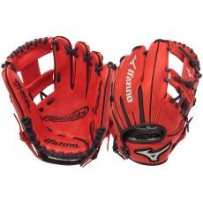 "Mizuno GFN1151B1RD Franchise Baseball Glove, 11.5"""