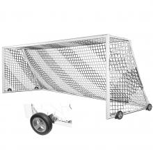 Kwik Goal Evolution EVO 2.1 8'x24' Soccer Goal w/ Wheels, 2B3406W