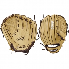 Wilson WTA05RB1812 A500 Youth Baseball Glove, 12""