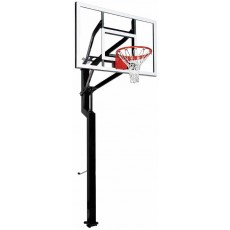 "Goalsetter All-Star Signature Series Outdoor Basketball Unit w/ 36"" x 54"" Acrylic Board"
