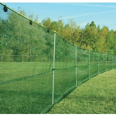 Flexible Safe-T-Fence Portable Fence Package, w/ Ground Sleeves, 150'