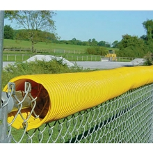 Fence Crown Fence Top Protector, 250' Length