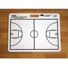 KBA Large Portable Basketball Playmaker Coaching Board