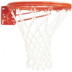 Bison Double Rim Basketball Rim