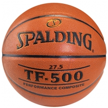 Spalding TF-500 Basketball, JUNIOR, 27.5""