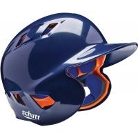 Schutt AiR-5.6 BB FITTED Baseball Batting Helmet, MOLDED