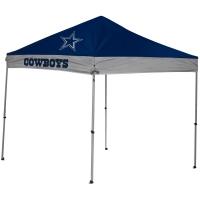 Dallas Cowboys NFL 9x9 Straight Leg Canopy