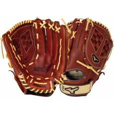 Mizuno GMVP1300F2 MVP Fastpitch Softball Glove, 13""