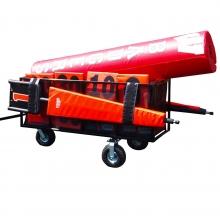 Fisher Football Field Equipment Cart, FAC100
