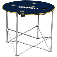 San Diego Chargers NFL Pop-Up/Folding Round Table