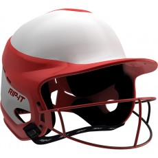 Rip-It SMALL/MED Fastpitch Softball Batting Helmet w/ Mask, VISJ