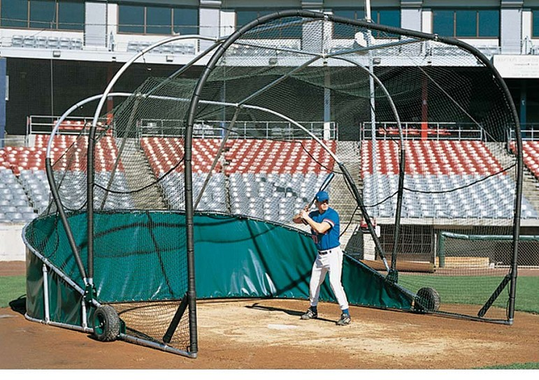 Baseball Batting Cages & Tunnels