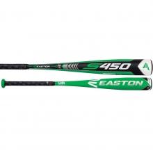 2018 Easton S450 -8 (2-5/8) USA Baseball Bat, YBB18S4508