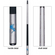Detroit Lions NFL Billiards Cue Stick
