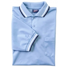 Dalco D260 Umpire Shirt, Light Blue
