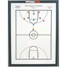 "KBA Magnetic Playmaker Basketball Coaching Board, 18"" x 24"""