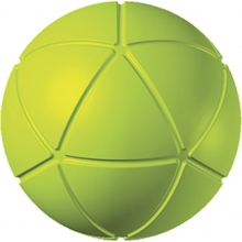 """Atec HI.PER Lite Foam 12"""" Softballs, dz"""