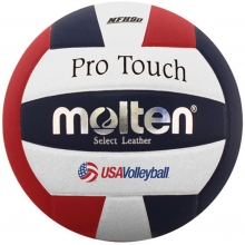 Molten V58L-3-HS Pro Touch Volleyball