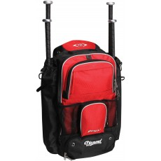 "Diamond Bpack Baseball/Softball Backpack, 23"" x 14"" x 10"""