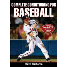 Complete Conditioning for Baseball, Book w/ DVD