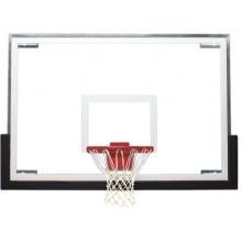 "Spalding 411-008 SuperGlass Scholastic Basketball Backboard, 48"""