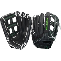 Easton SVSM 1500 Salvo Slowpitch Softball Glove, 15""