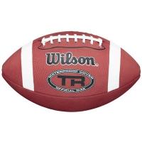 Wilson TR Waterproof Rubber Football, JUNIOR