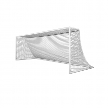 Kwik Goal 6.5'x12' Deluxe European Club Soccer Goal, 2B3003