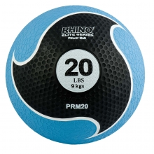 Champion 20 lb Rhino Elite Medicine Ball, PRM20
