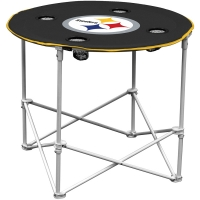 Pittsburgh Steelers NFL Pop-Up/Folding Round Table