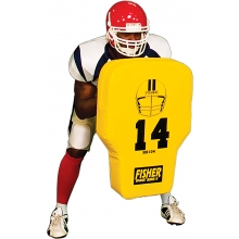 Fisher Contour Football Blocking Shield, HD104