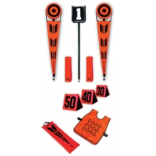 Fisher ECONOMY Football Chain Set Field Marking Package, 2013PK