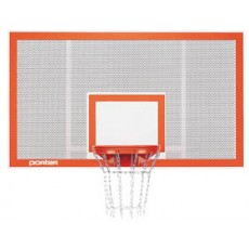 Porter 01207-300 Rectangular Perforated Steel Basketball Backboard
