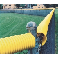 Poly-Cap Fence Top Protector, 250' Length