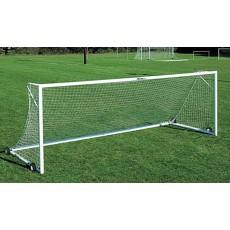 Kwik Goal (pair) 8x24 Pro Premier European Match Soccer Goals, 2B2001