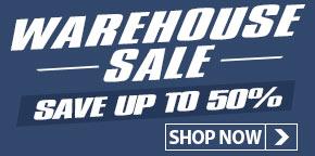 Summer Warehouse Sale