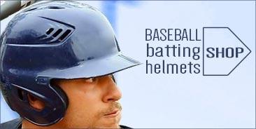 Shop Baseball Batting Helmets