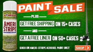 Get Free Shipping on 15+ Cases - AND - Get Free Shipping on 50+ Cases + a Free Paint Liner