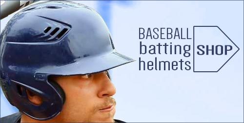 Shop Baseball Batting Helmets