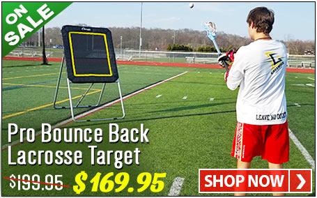 Champion LBT43 Pro Bounce Back Lacrosse Target