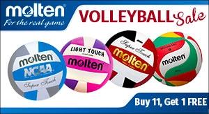 Molten Volleyball Sale